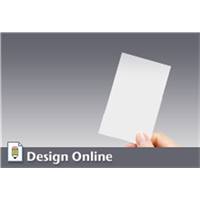 Business Card, Vertical