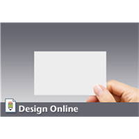 Business Card, Horizontal, Two-sided