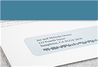 Fundraising #10 Window Mailing Envelope