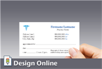 Appointment Card with Logo