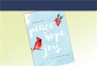 Cardinal, Peace, Hope, Joy