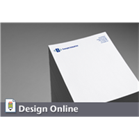 Letterhead, 1 or 2 color