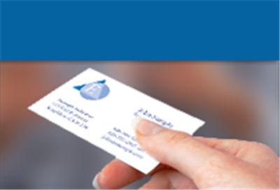 Business card printing 1 or 2 color los angeles business card 1 or 2 color reheart Choice Image