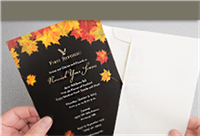 Invitation Cards (flat)