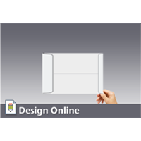 Catalog Envelope, 6x9, print flap